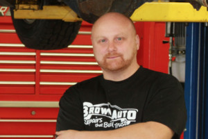 kevin brown auto repair
