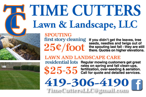 time cutters lawn and landscape coupon