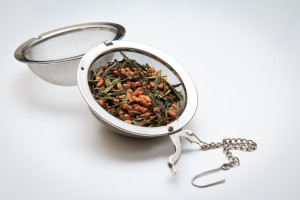 Genmaicha In Infuser