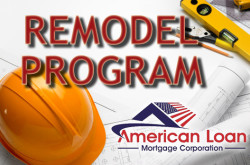 remodel approved mortgage