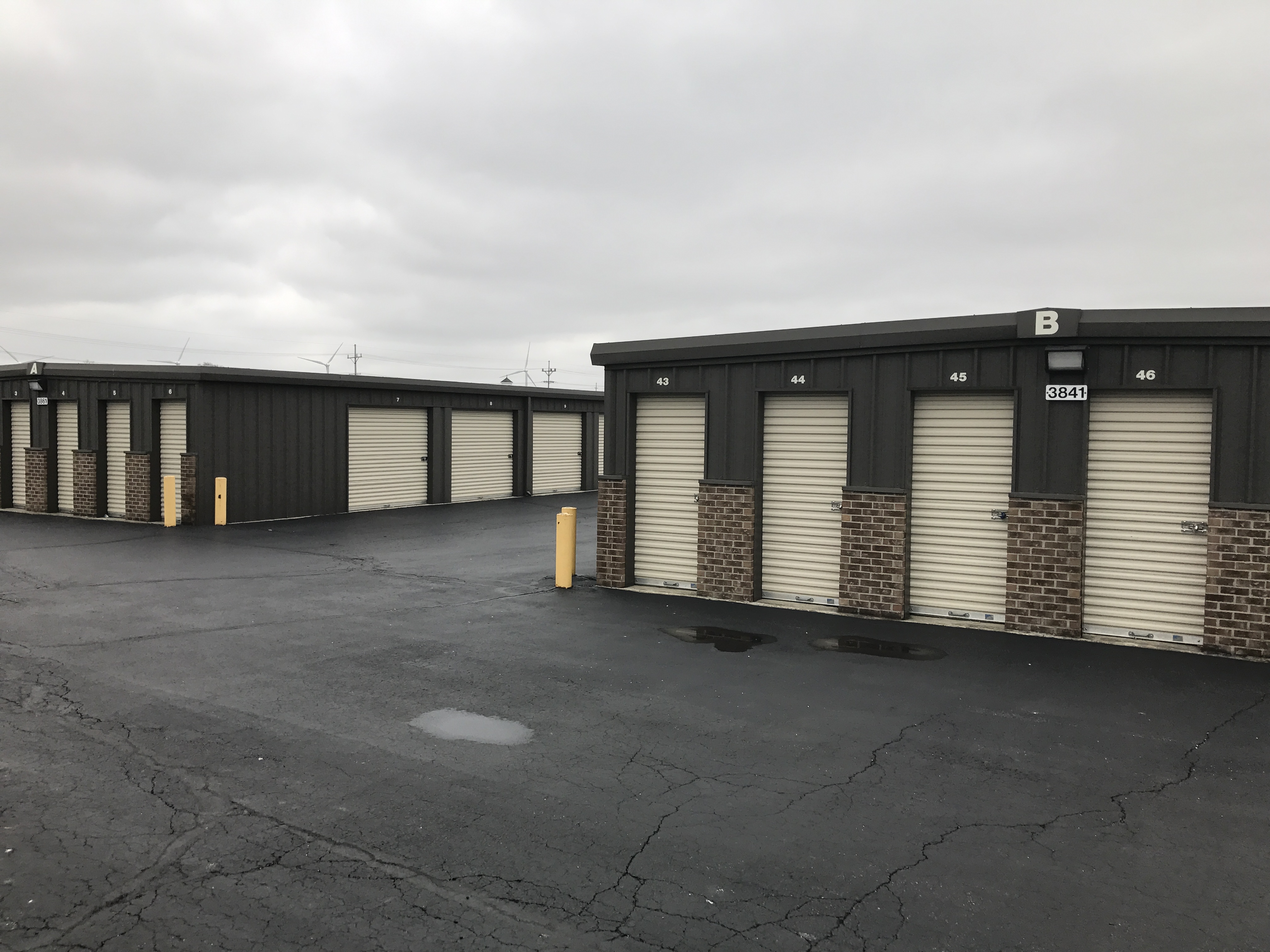 Storage Units Findlay Ohio Mini Cartage Self