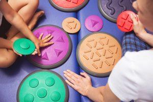 Therapy of sensory integration
