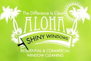Aloha shiny windows white