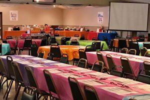fundraiser facility rental