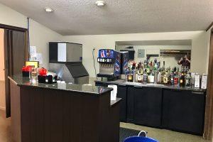 rental hall bar