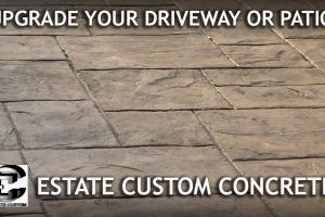 ESTATE CUSTOM CONCRETE