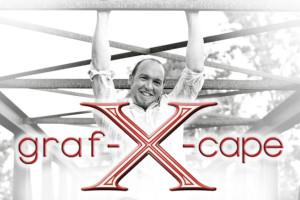 graf-X-cape graphic design david trisel