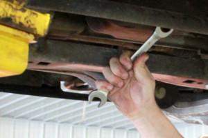 mechanic car repair