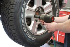tire repair replacement