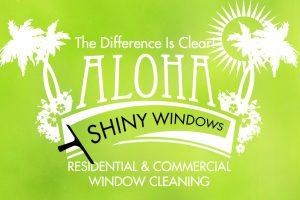 Aloha shiny windows white