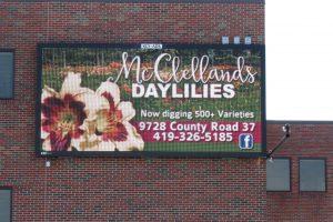 mcclellands billboard
