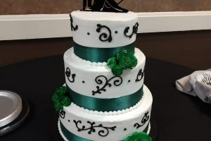 wedding cake layered findlay